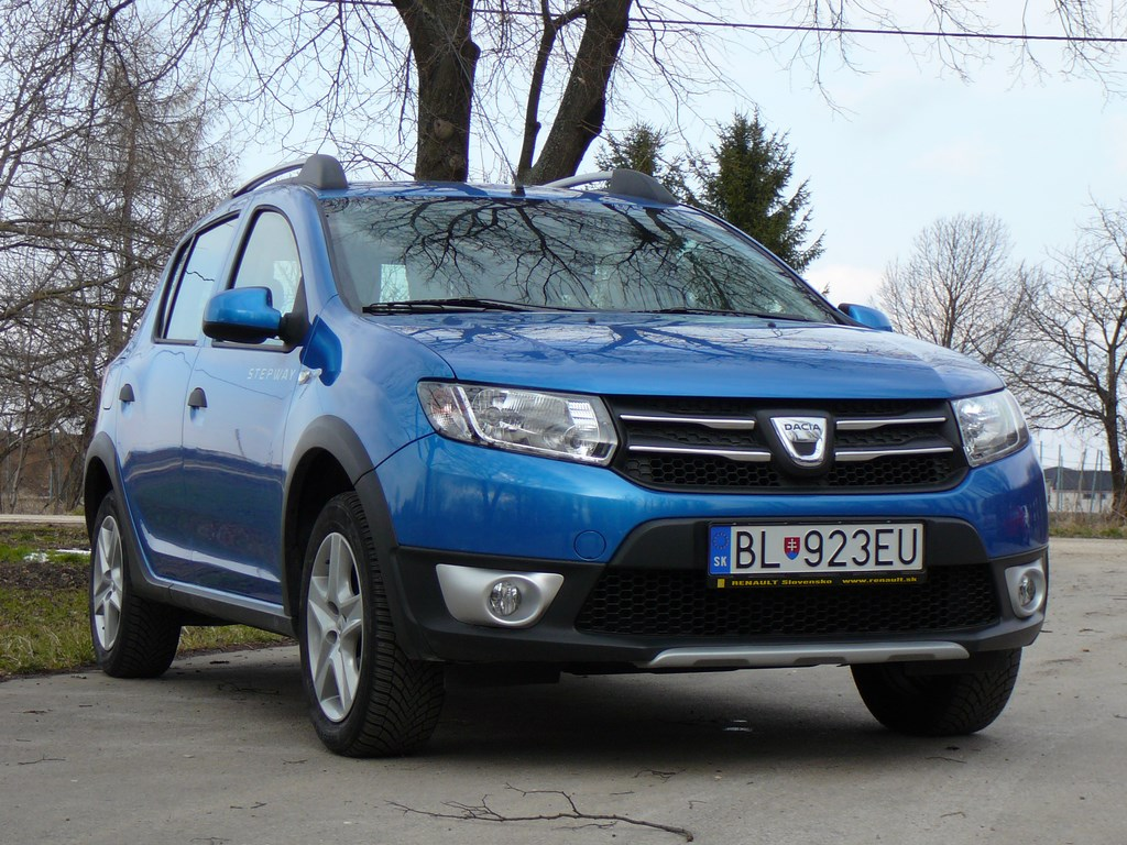 dacia sandero stepway 1 5 dci webauto. Black Bedroom Furniture Sets. Home Design Ideas