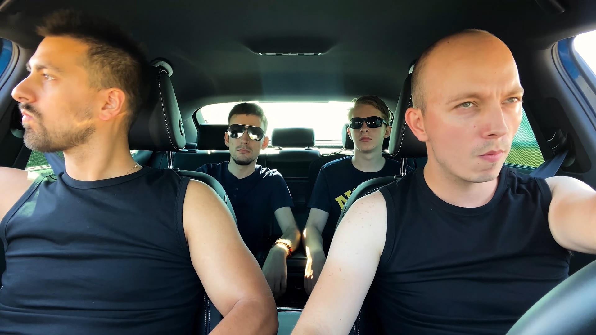 🙈 Typy nálad v aute podľa štýlu hudby