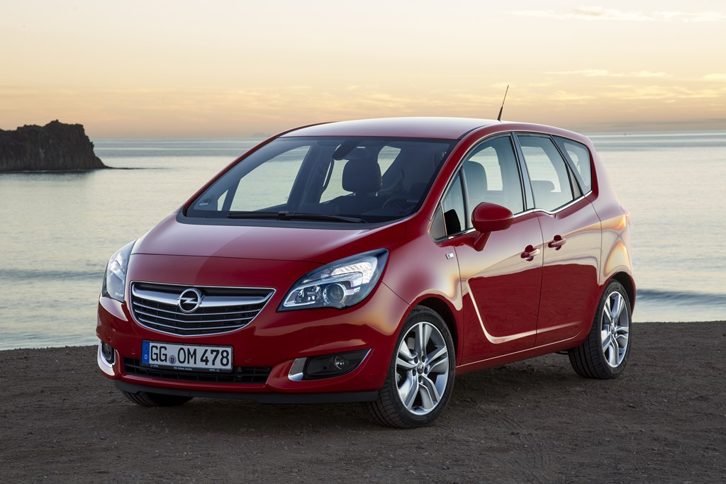 Nový Opel Meriva za 9 990€