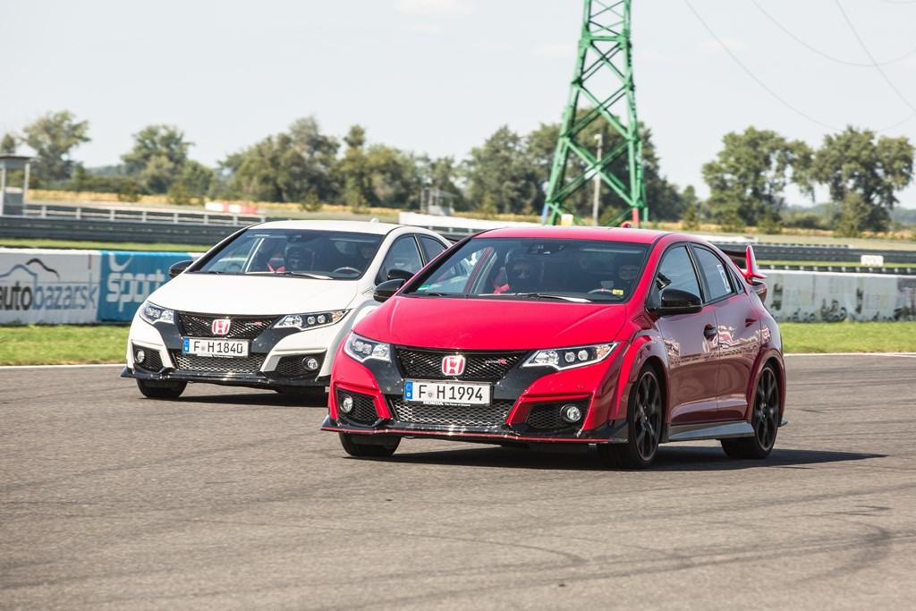 Prvá jazda: Honda Civic Type-R