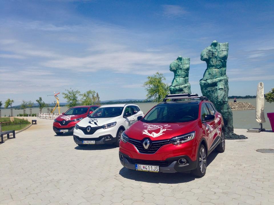 Renault KADJAR na Slovensku