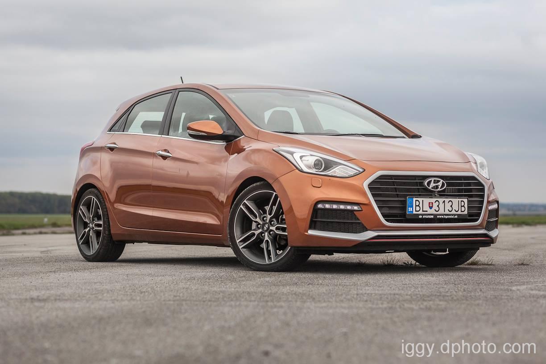 Hyundai i30 1.6 T-GDI
