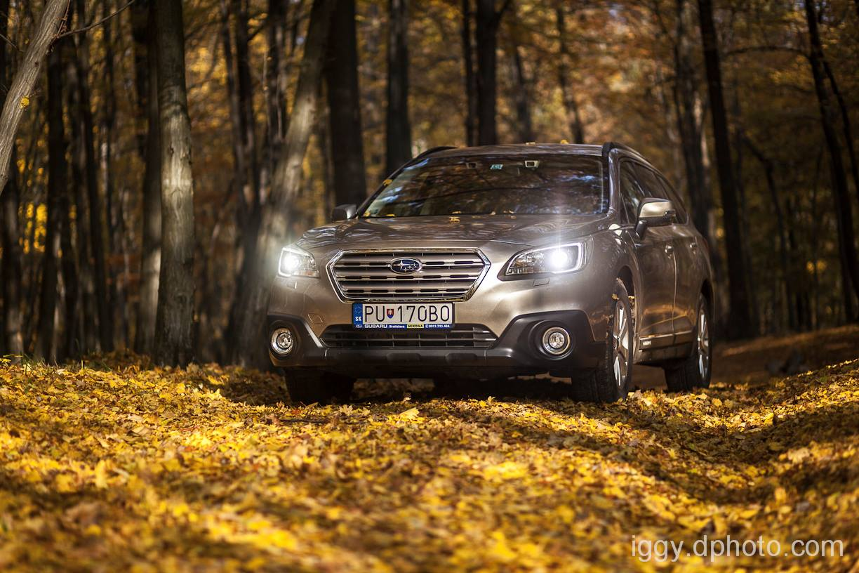 Subaru Outback 2.0D Lineartronic