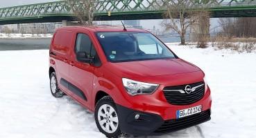 Opel Combo Van