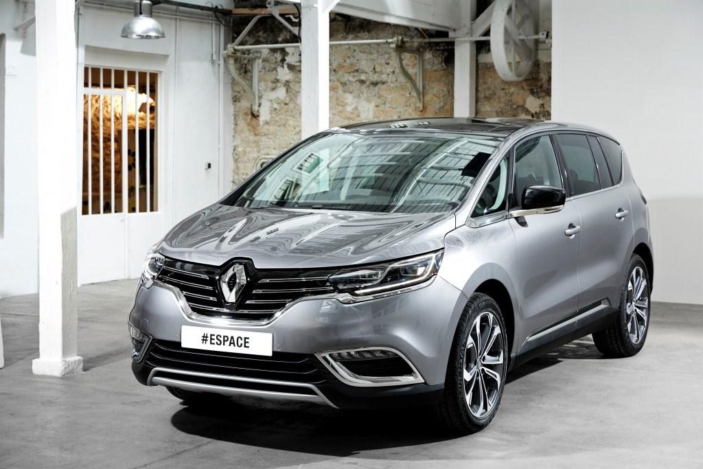 Nový Renault Espace na Slovensku