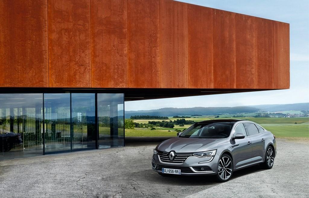 Renault Talisman na Slovensku