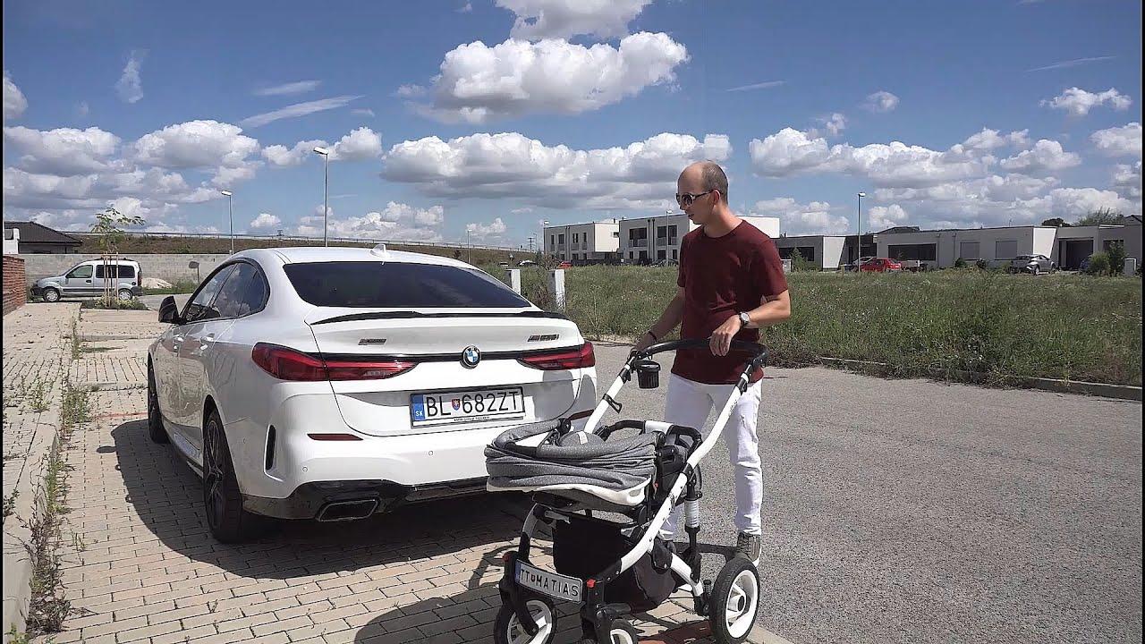 Prvé BMW, v ktorom som povozil syna ?