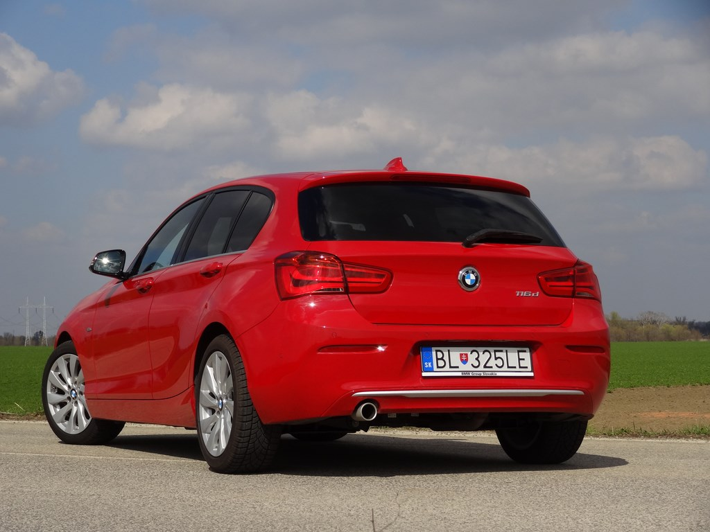 BMW 116d Efficient Dynamics