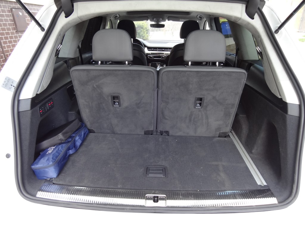 Audi Q7 3.0 TFSI Tiptronic Quattro