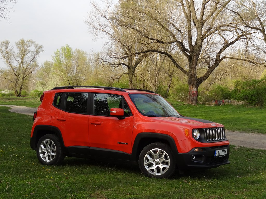 Jeep Renegade 1.4 MultiAir 2 DDCT