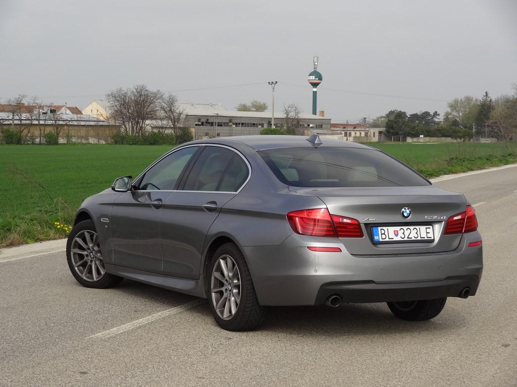 BMW 535d xDrive (F10)