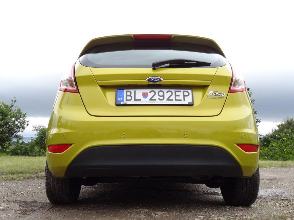 Ford Fiesta 1.25l Duratec