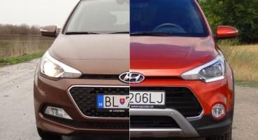Hyundai i20 vs. i20 Active
