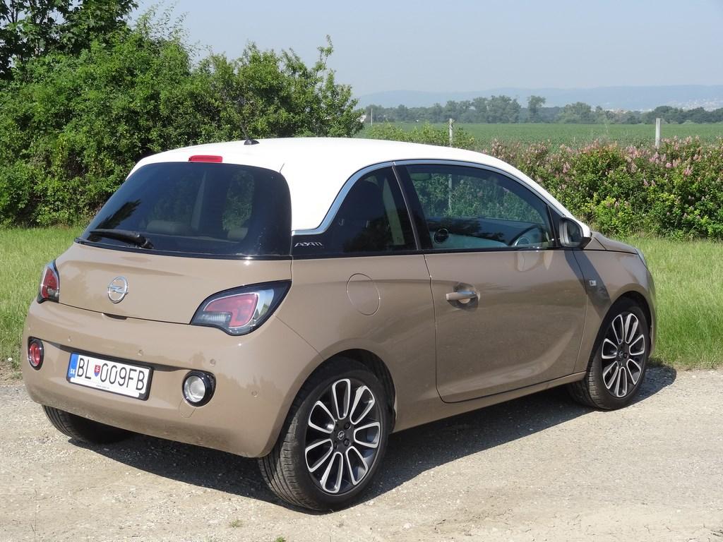 Opel Adam 1.4 Ecotec