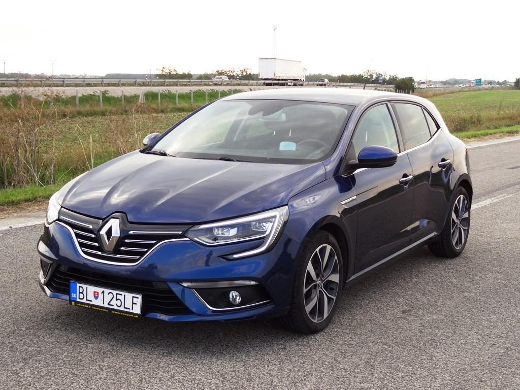 Renault Mégane Energy dCi 130