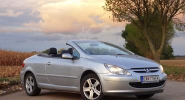 Peugeot 307 CC 1.6 16V 04´
