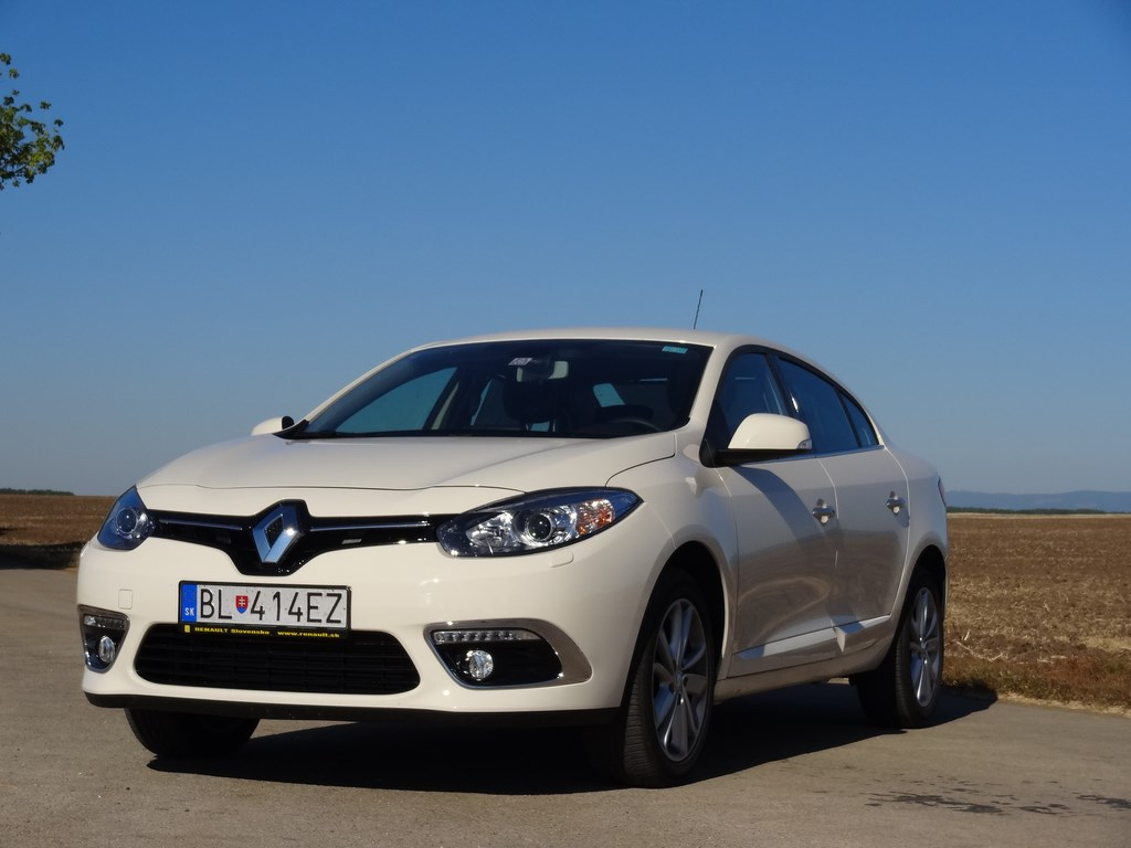 Renault Fluence 1.6 dCi