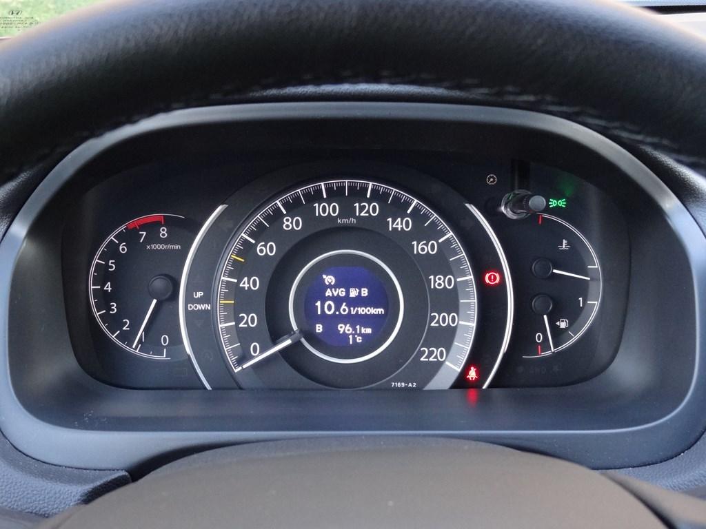 Honda CR-V 2.0 i-VTEC 4x4