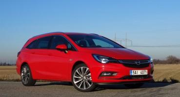 Opel Astra ST 1.6 TURBO