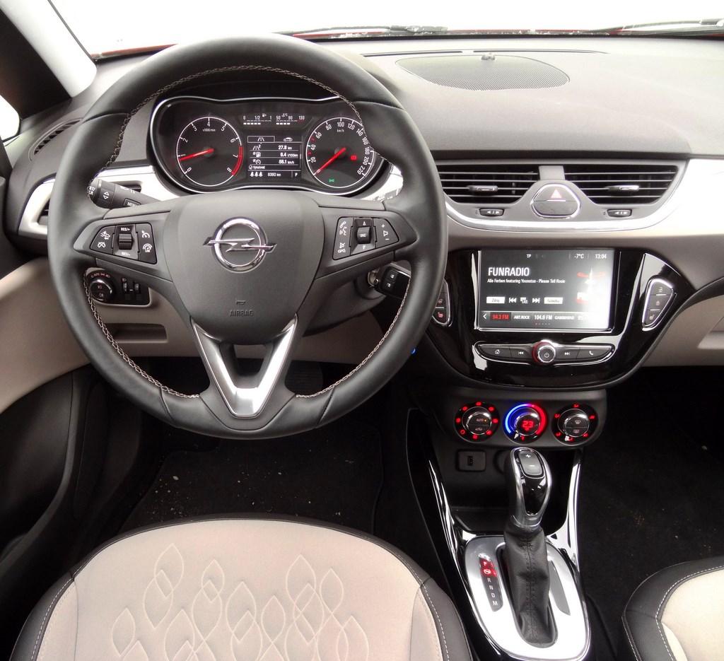 Opel Corsa 1.4 16V AT