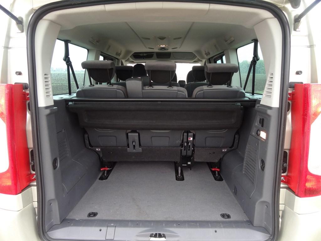 Citroën Jumpy Multispace 2.0 HDi