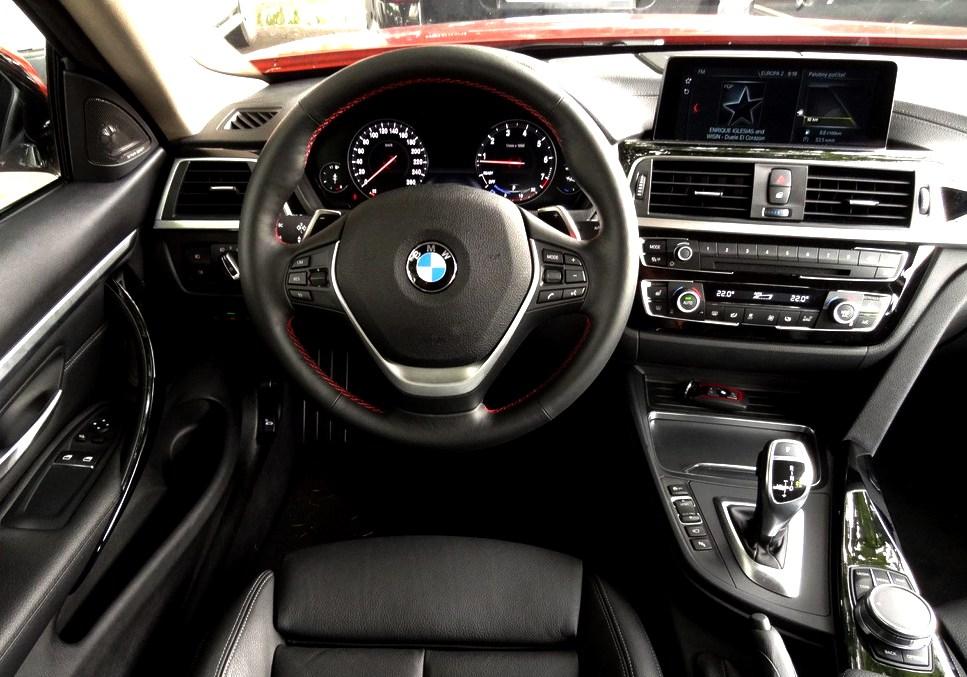 BMW 430i xDrive Coupé