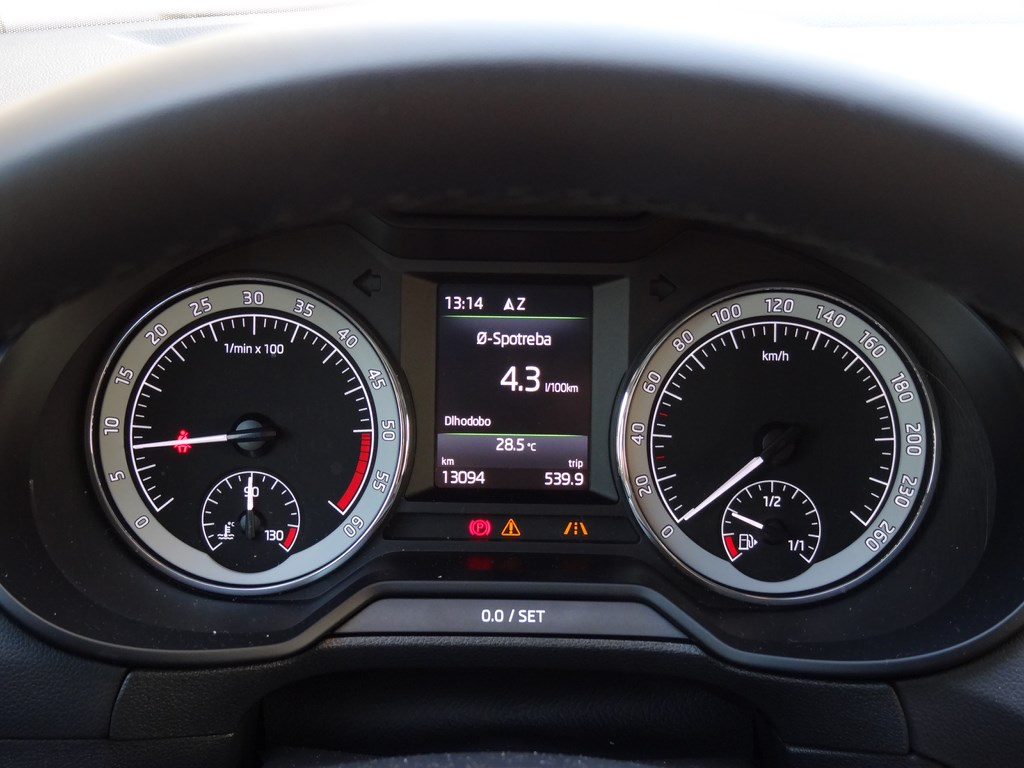 Škoda Octavia 2.0 TDI vs. RS 2.0 TSI DSG