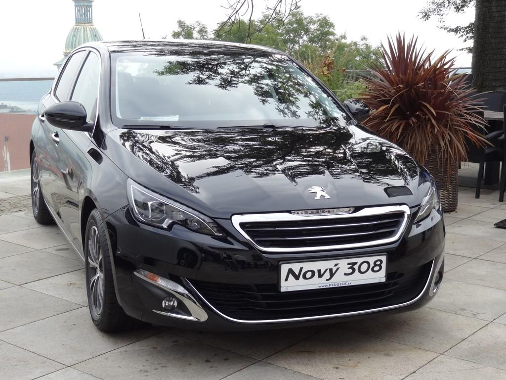 Nový Peugeot 308 na Slovensku od 12 890€