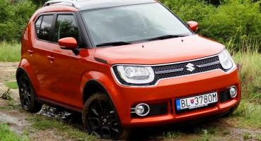Suzuki Ignis 1.2 DualJet 4WD