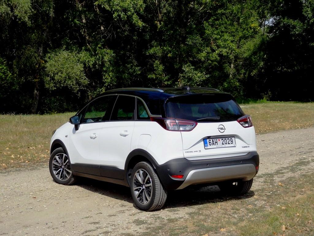 Opel Crossland X 1.6 CDTI
