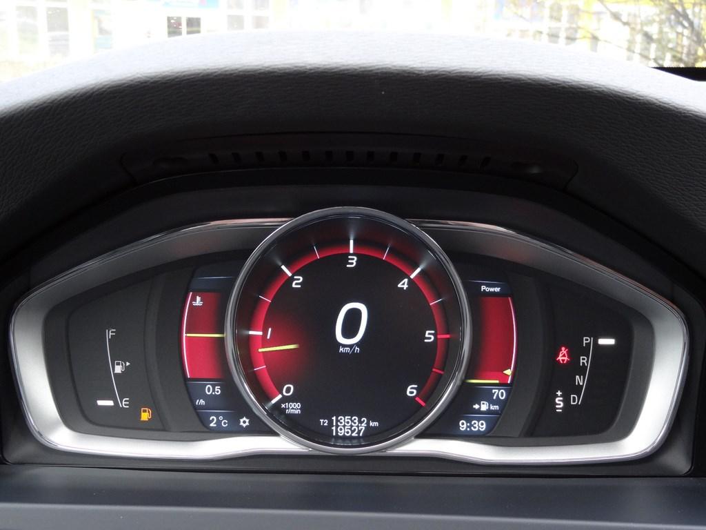 Volvo V60 D5 AWD