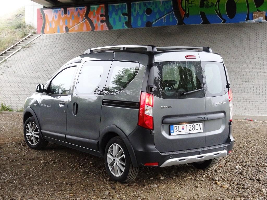 Dacia Dokker Stepway 1.2 TCe