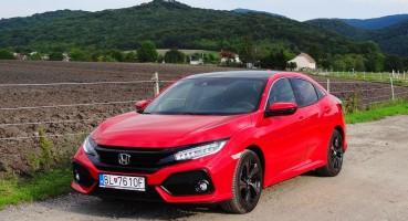 Honda Civic 1.0 VTEC Turbo