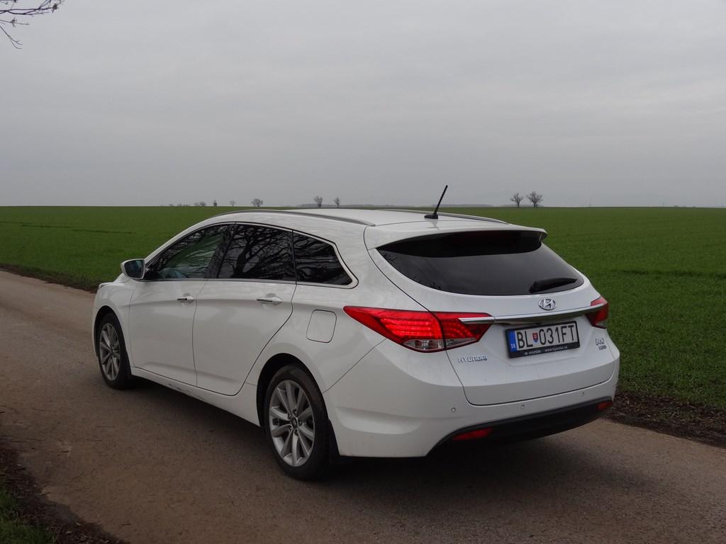 Hyundai i40 Kombi 1.7 CRDi