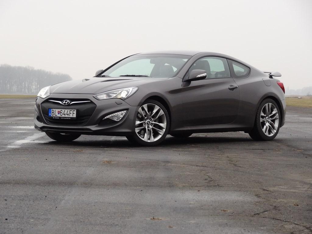 Hyundai Genesis Coupé 3.8 V6 AT (facelift)