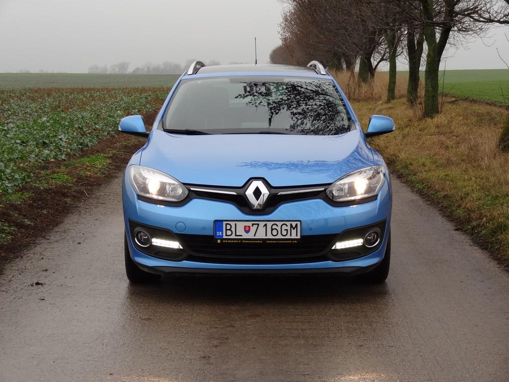 Renault Mégane GrandTour 1.5 dCi (facelift)