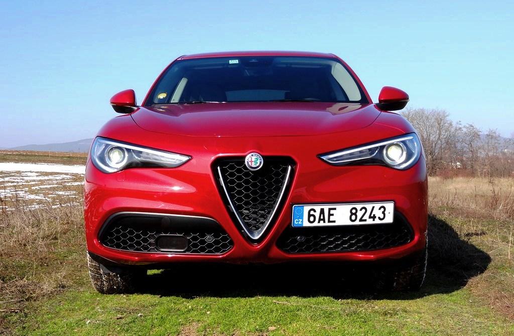 Alfa Romeo Stelvio 2.0TBi MultiAir Q4