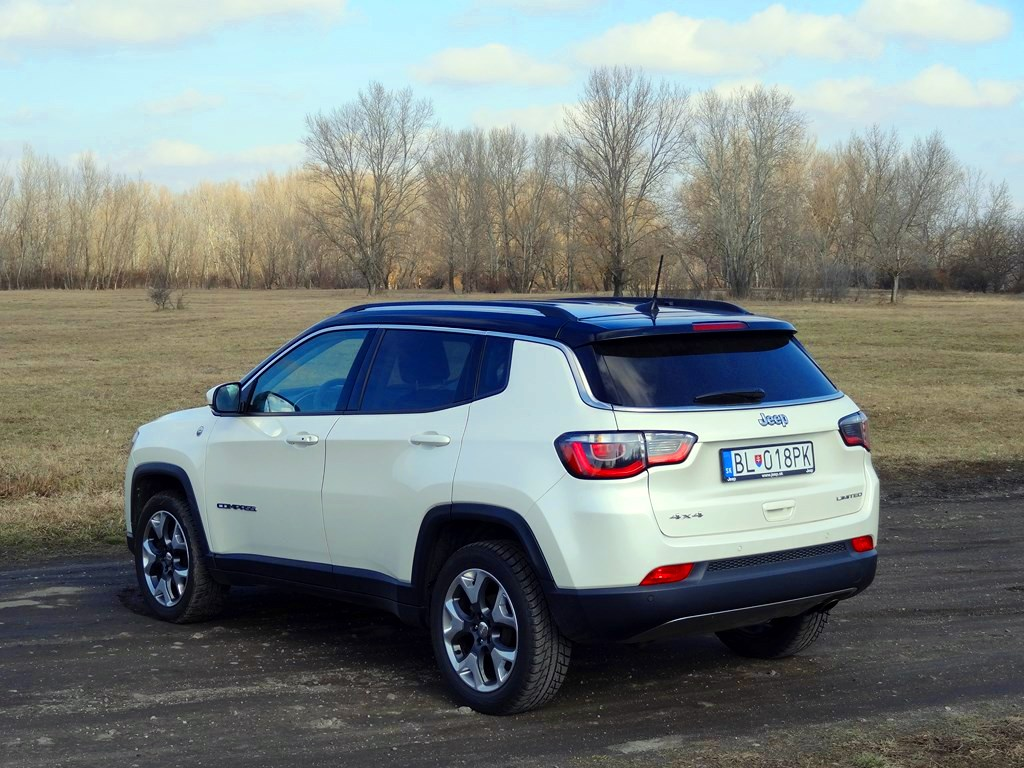 Jeep Compass 1.4 MultiAir ATX 4WD