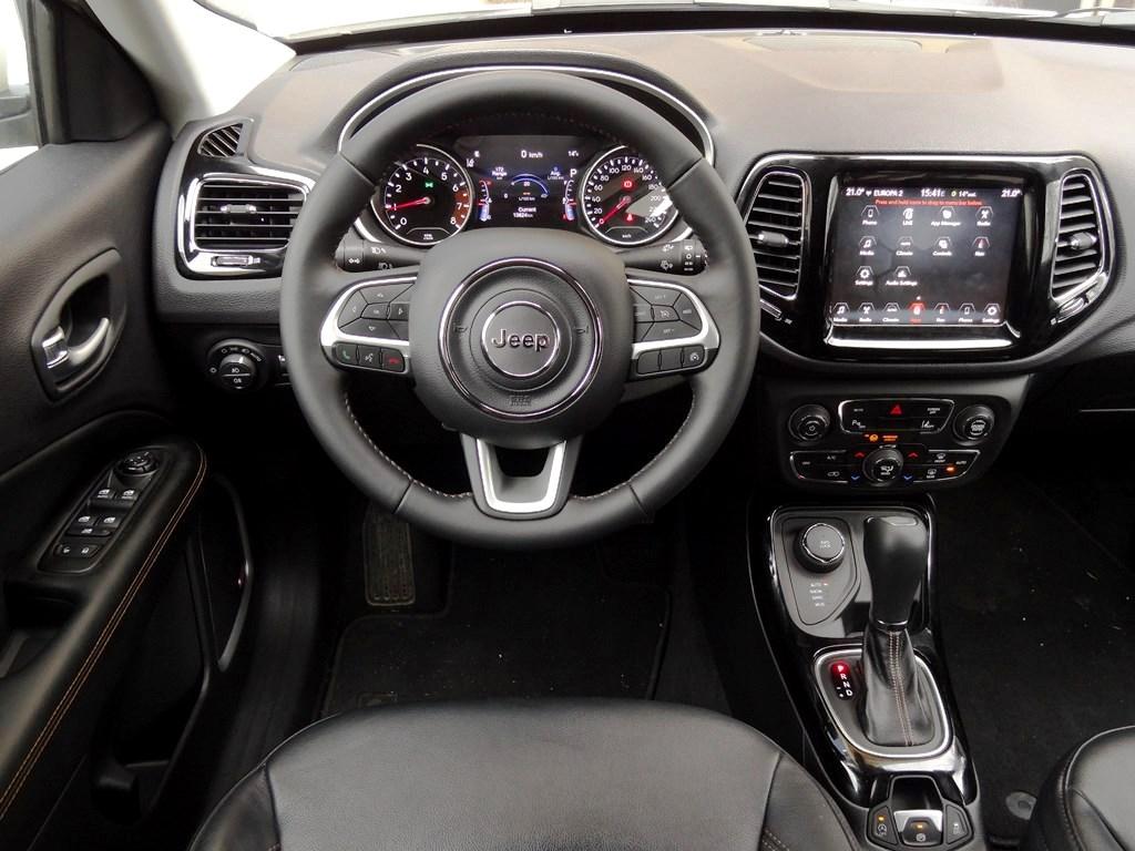 Jeep Compass 1.4 MultiAir ATX 4WD