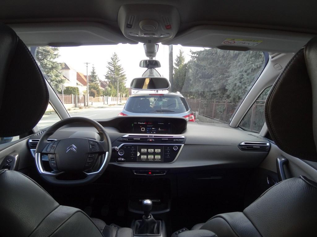 Citroën C4 GrandPicasso 1.6 e-HDi