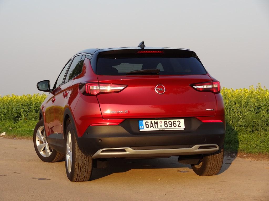 Opel Grandland X 1.2 TURBO AT