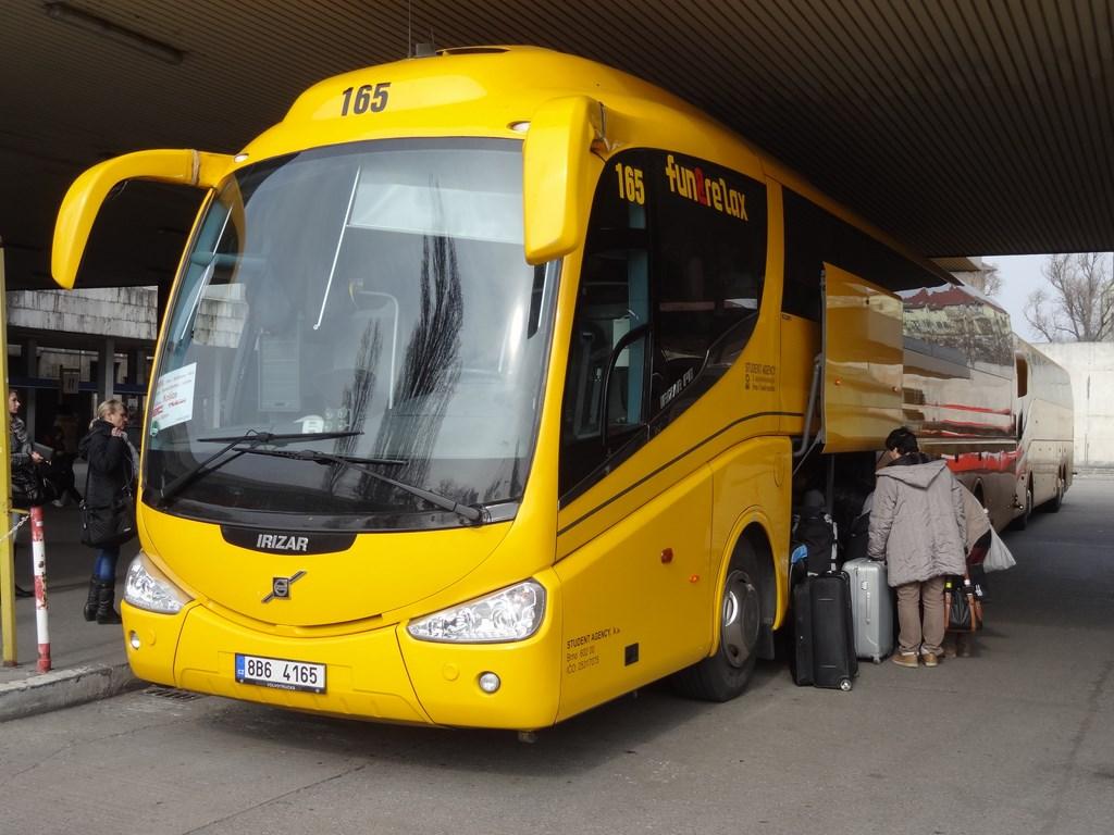Testovali sme autobusy Student Agency