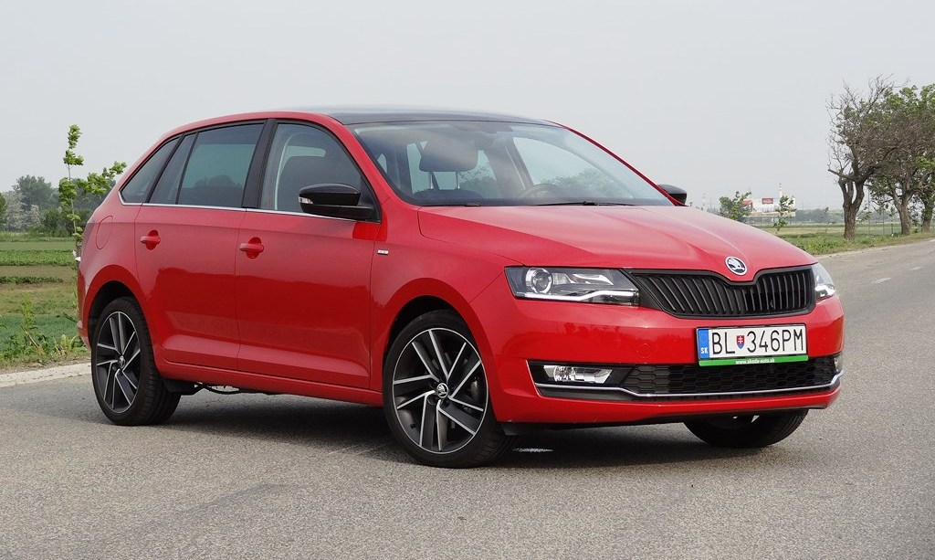 Škoda Rapid Spaceback 1.0 TSI