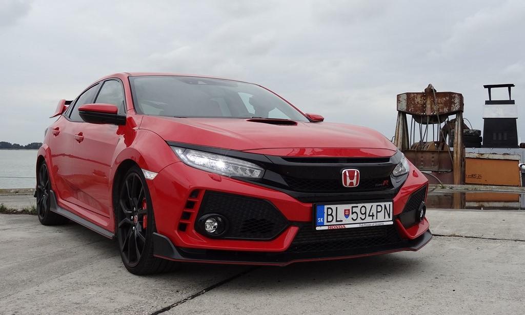 Honda Civic Type-R (10G)