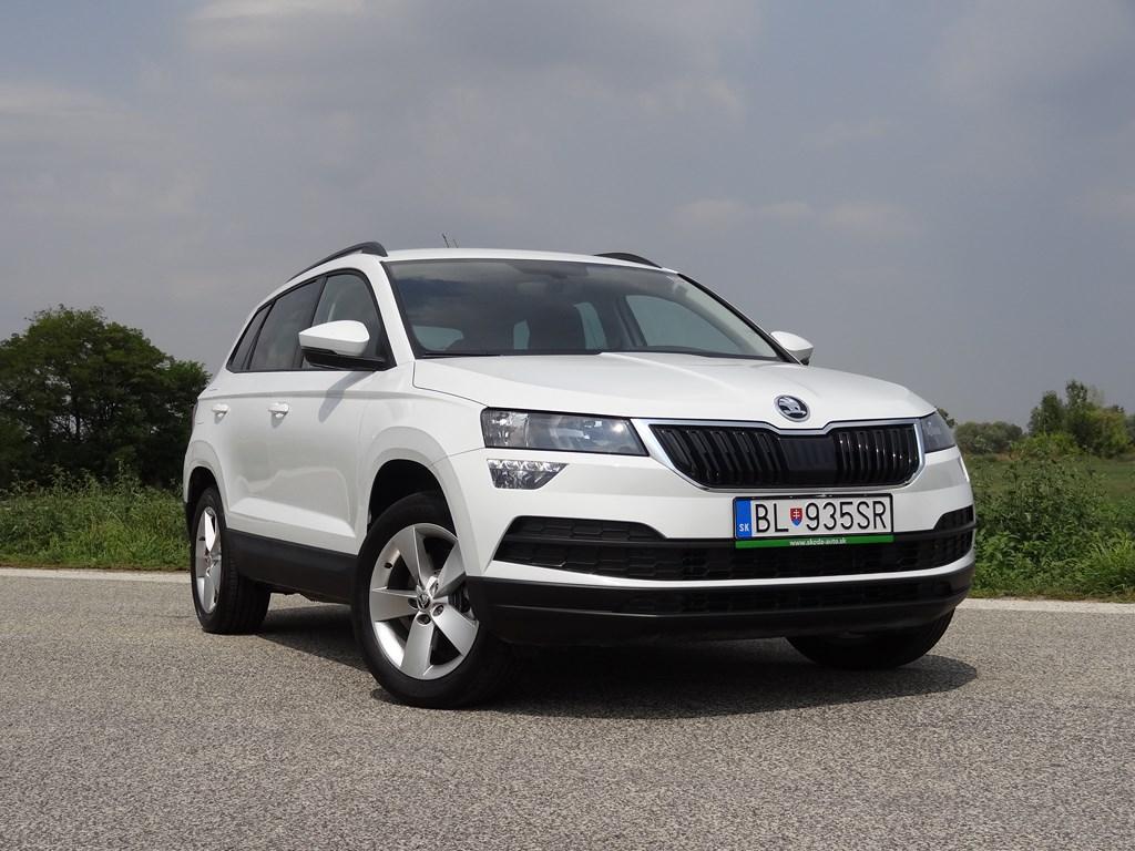 Škoda Karoq 1.6 TDi