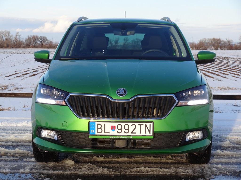Škoda Fabia Combi 1.0 TSI