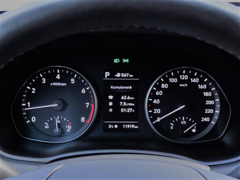 Hyundai i30 Fastback 1.4 T-GDI 7DCT