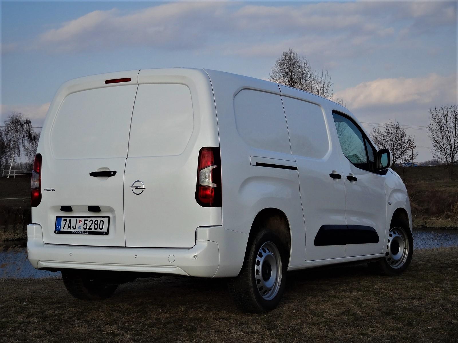 Opel Combo Van XL 1.6 CDTI