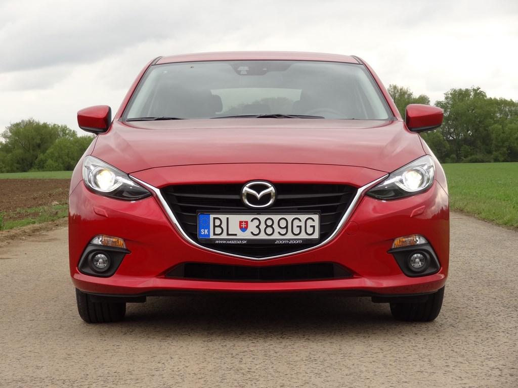 Mazda3 1.5G100 SkyActiv