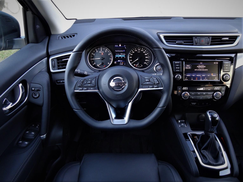 Nissan Qashqai 1.3 DIG-T 7DCT